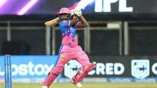 IPL 2021: Sanju Samson की बैटिंग पर भड़के Virender Sehwag, बोले- दो पारियों का खिलाड़ी