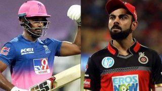 IPL 2021 RCB vs RR Head to Head: क्या लगातार चौथा मुकाबला जीत पाएंगे विराट ? जानें क्या कहता है दोनों टीमों का इतिहास