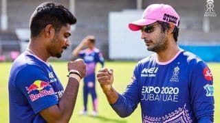 IPL 2021: Samson, Tewatia Are Capable of Being Outstanding Performers at International Stage, Feels Sangakkara