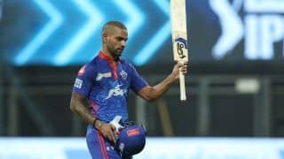IPL 2021 Today Match Report, DC vs PBKS Scorecard: Shikhar Dhawan Powers Delhi Capitals to Emphatic Six-Wicket Win Over Punjab Kings