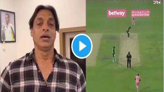 Video: क्विंटन डी कॉक पर भड़के शोएब अख्तर, Fakhar Zaman को OUT करने का तरीका बताया गलत