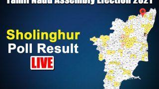 Sholinghur Election Result: AM Munirathinam of INC Wins