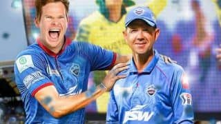 Delhi Capitals Steve Smith Reveals Hilarious Secret About Coach Ricky Ponting Ahead of IPL 2021 Game vs CSK at Wankhede