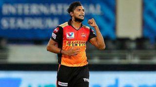 IPL 2021: T Natarajan Undergoes Knee Surgery, Thanks BCCI And Medical Staff