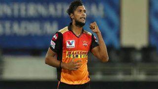 IPL 2021: Sunrisers Hyderabad को बड़ा झटका, पूरे सीजन से बाहर हुए T Natarajan