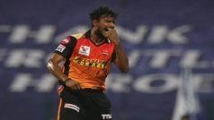 IPL 2021, Mumbai Indians vs Sunrisers Hyderabad: Tom Moody ने कर दिया खुलासा, इस वजह से मुंबई इंडियंस के खिलाफ नहीं खेले T. Natarajan