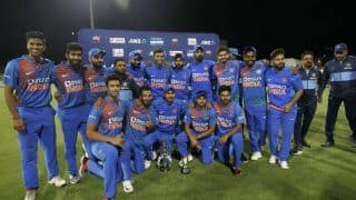 T20 world cup 2021 likely to be held in uae if covid issues dont reduce in india bcci 4626885
