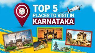 Top 5 Tourist Places to Visit in Karnataka; Bengaluru, Gokarna, Nandi Hills, Coorg, Dandeli
