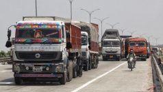 Farmers Protests: किसानों ने किया KMP Highway जाम, रुके ट्रक ड्राइवरों के आसपास खाने, पीने की नहीं व्यवस्था
