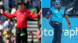 IPL 2021: आईपीएल को एक और झटका, इन दो अंपायरों ने बीच में ही छोड़ी लीग