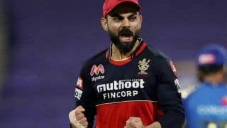 IPL 2021: During Timeout, Virat Kohli Told us His Gut Feel is to Bowl Shahbaz Ahmed - Simon Katich