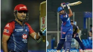 Virender Sehwag Reacts on Prithvi Shaw's Six Consecutive Fours Feat During DC vs KKR IPL 2021 Game