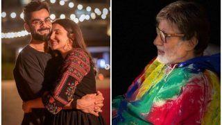 'Anushka Has a Huge Kholi' - Big B Pokes Fun at Virushka