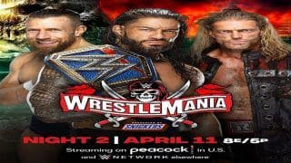 WWE WrestleMania 37 Live Streaming in India Day 2: When and Where to Watch WrestleMania 2021 Live Stream Online And on TV