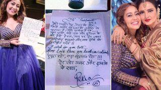 Indian Idol 12: Rekha's Hand Written Letter To Neha Kakkar Leaves Newlywed Couple in Complete Awe