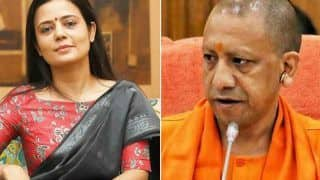 'We Like Our Romeos', TMC MP Mahua Moitra Hits Back at Yogi Adityanath Over His Promise to Bring Anti-romeo Sqaud in Bengal