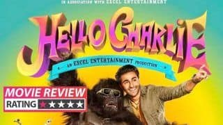 Hello Charlie Movie Review: A Comedy Drama That Lacks Comedy, Wastes Talented Actors and Becomes Unbearable
