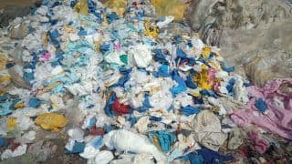Maharashtra Factory Puts Used Masks Instead of Cotton in Mattresses, Police Busts Operation| Watch