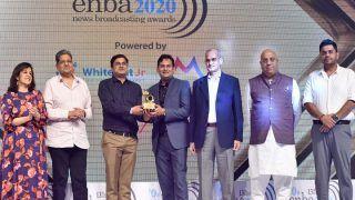 ZEE Hindustan & Regional Network Wins Gold at ENBA 2020