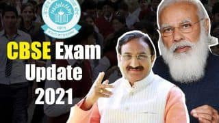 CBSE Class 12 Board Exams 2021: Cancelled or Postponed? Education Ministry Issues Clarification. Read Here