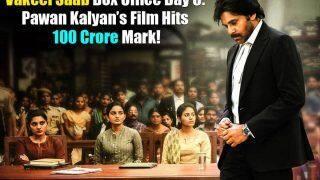 Vakeel Saab Box Office Collection Day 8: Pawan Kalyan Starrer Enters Rs 100 Crore Club Despite COVID-19 Spike