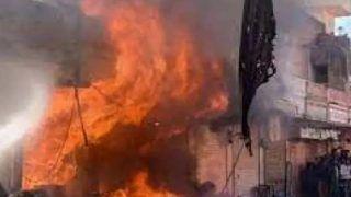 Big Blast In UP: भयंकर विस्फोट से थर्राया बिजनौर का बख्शीवाला इलाका, पांच मजदूरों की मौत, चार घायल