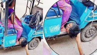 Varanasi COVID Crisis: Son Dies Due to Lack of Medical Aid, Mother Carries His Body on E-rickshaw