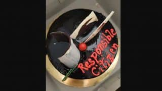 Mumbai Police Sends Cake To Woman Who Refused To Go Out With Friends To Celebrate Birthday