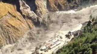 Chamoli Glacier Burst: चमोली में ग्लेशियर टूटने से फिर मची तबाही, अबतक 8 शव बरामद, 6 की हालत नाजुक
