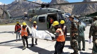 Uttarakhand Glacier Burst: Death Toll in Chamoli Avalanche Rises to 11, Rescue Ops On For Missing