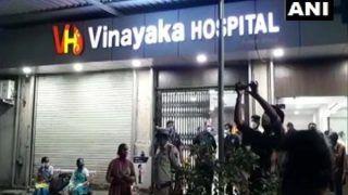 Maharashtra CoronaVirus Deaths: नालासोपारा में ऑक्सीजन की कमी से 10 कोरोना मरीजों ने तोड़ा दम, मचा है हंगामा