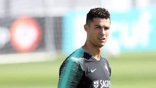 Cristiano Ronaldo Left Serie A Rival 'Blushed And Ashamed' After Rejecting His Request For Shirt