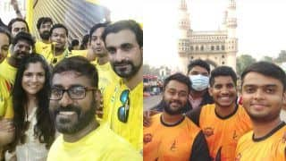 IPL 2021: Super Fans All Geared up as T20 League Returns to India