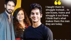 Neelima Azeem Says Shahid Kapoor, Ishaan Khatter Travelled by Buses to Understand Struggle | Exclusive