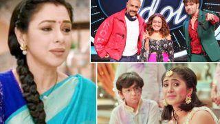 TRP Report Week 14: Indian Idol 12 Makes Surprise Entry, Anupama Maintains Top Spot