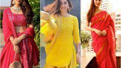 Disha Parmar Beautiful Instagram Pics: लहंगा, सूट या फिर साड़ी... आप ही बताइए किसमें ज्यादा खूबसूरत दिख रहीं Rahul Vaidya की गर्लफ्रेंड