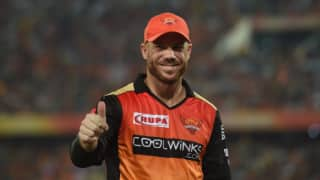 Great to Have Bhuvi back in Team: SRH Captain Warner