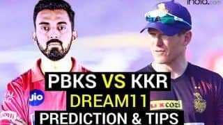 PBKS vs KKR Dream11 Team Prediction VIVO IPL 2021: Captain, Fantasy Playing Tips, Today's Probable XIs For Today's Punjab Kings vs Kolkata Knight Riders T20 Match 21 at Narendra Modi Stadium, Ahmedabad, 7.30 PM IST April 26 Monday