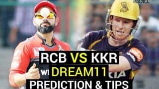 RCB vs KKR Dream11 Team Prediction IPL 2021 Match 10: Captain, Fantasy Playing Tips For Today's Royal Challengers Bangalore vs Kolkata Knight Riders Match Chepauk Stadium, Chennai, 03.30 AM IST April 18, Sunday
