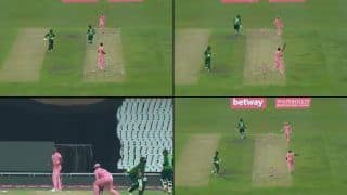 Quinton de Kock Accused of Fake Fielding After Fakhar Zaman Run Out | Watch Video