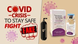 Covid 19 Crisis: To Stay Safe, Fight Fake | Watch Latest Video
