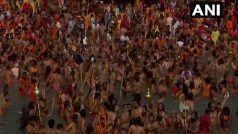 Haridwar MahaKumbh 2021: कोरोना के डरावने आंकड़े के बीच ऐसा VIDEO देख क्या कहेंगे आप...