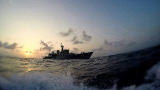 Navy Captures Pakistani Boat With Drugs Worth ₹3000 Crore in Arabian Sea
