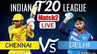 Match Highlights CSK vs DC IPL 2021: Dhawan, Shaw Power Delhi to Clinical 7-Wicket Win Over Chennai