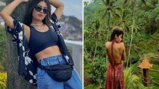 Naagin Ek Naye Rang Mein:कृष्णा मुखर्जी की नई तस्वीरों ने मचाया तहलका, 'नागिन' का ये हुस्न देखकर मदहोश हुआ 'नेवला'