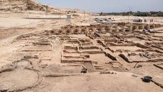 3000-Year-Old 'Lost Golden City' Of Luxor, Discovered by Egypt Archaeologists, Has Bakery, Cemetry And More
