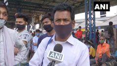 Weekend Curfew In Delhi: वीकेंड कर्फ्यू ने प्रवासी मजदूरों की बढ़ाई मुसीबत, पलायन शुरू