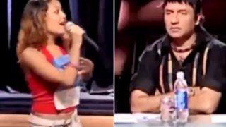Neha Kakkar's Audition at Indian Idol 2: Anu Malik Slaps Himself After Watching Her Performance | Watch