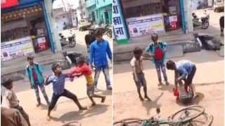 Viral Video: Kids Wrestle in The Streets in WWE Style, Fight Will Remind You of Movie Dangal | Watch