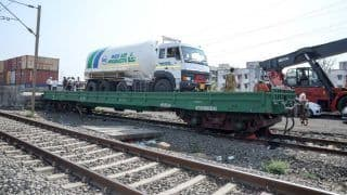 Indian Railways To Transport 200 Metric Tonnes Of Liquid Medical Oxygen To Bangladesh